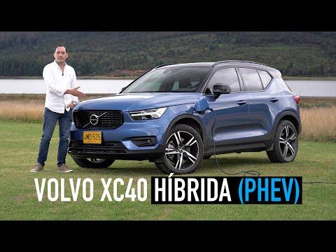 Volvo XC40 T5 R-Design PHEV 🔋 Potente y ecológica ⚡ Prueba - Reseña