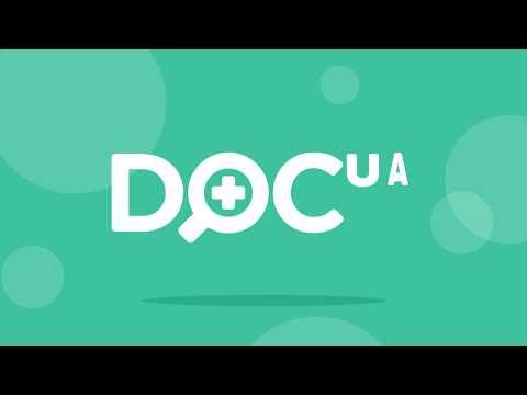 Doc.ua — бесплатный онлайн-сервис поиска врача и записи на прием.
