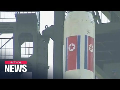N. Korea claims 'important' test conducted at satellite launch site