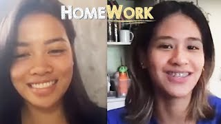 Jema Galanza Vs Ponggay Gaston: God's Favorites ONLY | Homework On The Score