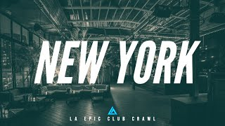 An Epic New York Club Crawl