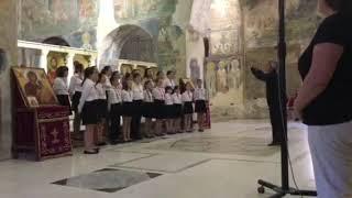 Святий Боже - муз. протойерей Кирил Попов