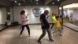 THAI CHA CHA*[泰国恰恰]~HRC KIDS FreeStyle 舞蹈課程