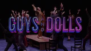 GUYS AND DOLLS SIZZLE REEL: Broadway At Music Circus - July 23-28