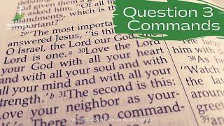 Question 3 – Commands