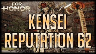 INTENSE MASTER KENSEI DUELS!   FOR HONOR