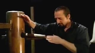 Работа на деревянном манекене Вин Чун (основные принципы). Юрий Кормушин.