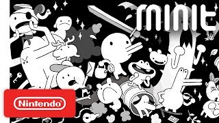 Minit - Launch Trailer - Nintendo Switch - Video Youtube