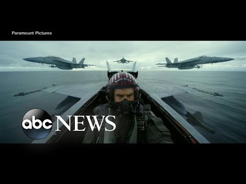 Tom Cruise Surprises Fans With 'Top Gun: Maverick' Trailer | ABC News
