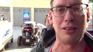 Almedalen 2013 Intervju med Oisin Cantwell från Aftonbladet