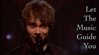 Alexander Rybak - Let the Music Guide You (Joik)
