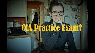 Taking the CCA Practice Exam!