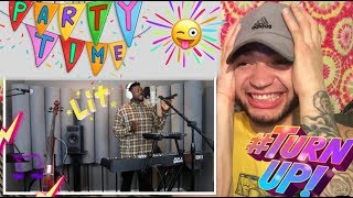 """KEVIN OLUSOLA (What The Heck Fam?!?) """"Down"""" KOver REACTION !!"""