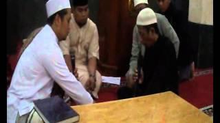 preview picture of video 'Mualaf Di Masjid Nurul Hasanah Reni Jaya'