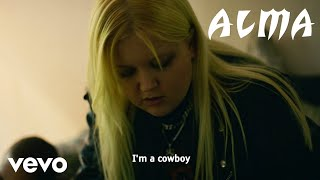 ALMA - Cowboy (Lyric video)