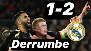 CHAMPIONS 1-2. Las claves de la derrota del Real Madrid. ¿Tan superior el City?