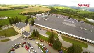 preview picture of video 'Sanas,a.s. Sabinov  - Výroba nábytku'