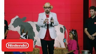 1-2 Switch | Ep. 2: 1st Challenge | Nintendo Switch Family Showdown