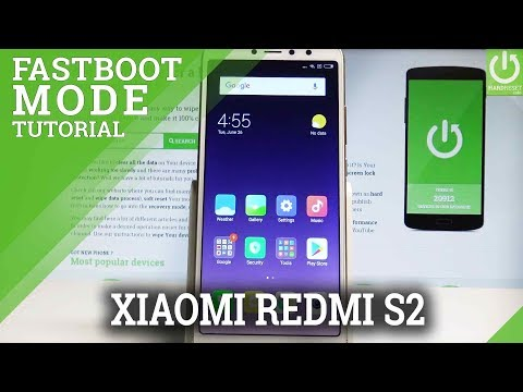 REDMI Y2 REDMI S2 MI ACCOUNT UNLOCK Fastboot mode - смотреть