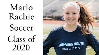 Marlo Rachie Soccer | Class of 2020 | Forward Midfielder | Women's Soccer Recruiting
