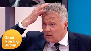 Boris Johnson Appears on GMB in the Form of Rory Bremner | Good Morning Britain