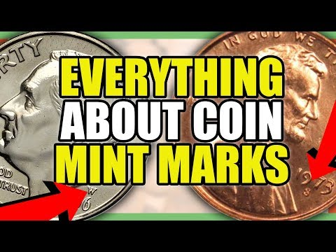 Top 10 Repunched Mint Mark Lincoln Pennies - Pennies Worth
