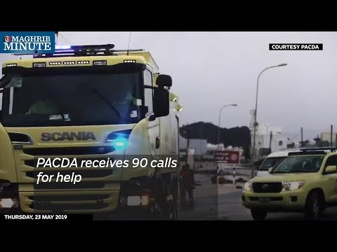 PACDA receives 90 calls for help