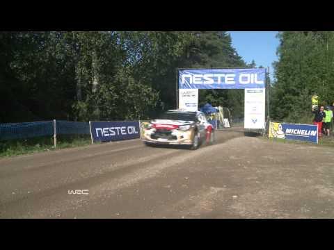 Best of Rally Finland – Citroën WRC 2014