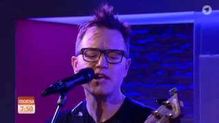Blink-182 - Bored To Death (Acoustic) @ Morgenmagazin - 15.11.2016