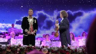 ANDRE RIEU CONCERT - PART 2, MAASTRICHT 2013, WITH JERMAINE JACKSON