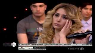 Elnare Abdullayeva Manaf Agayev Tacir Sahmalioglu Canli ifalar - A-dan Z-ye 23.05.2015