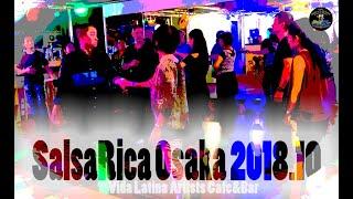 SalsaRica Osaka 2018.10.20