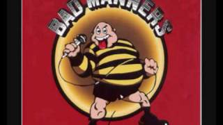 Bad Manners - Fatty Fatty