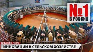 ИННОВАЦИОННЫЕ ТЕХНОЛОГИИ В СЕЛЬСКОМ ХОЗЯЙСТВЕ. Россия 2020