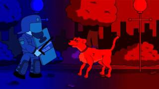 David Rovics - The Riot Dog (από Cunning Linguist, 16/12/11)