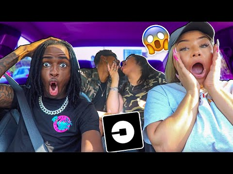Being UBER Drivers FOR 24 HOURS!!!😱 **bad Idea** download