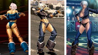 Angel [King of Fighters] Evolution (2001-2017)
