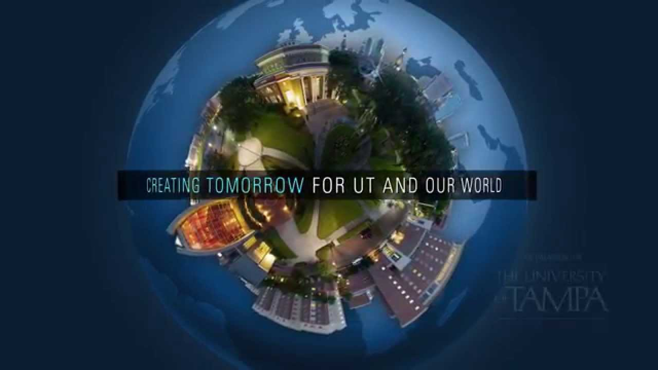 The University of Tampa - Creating Tomorrow