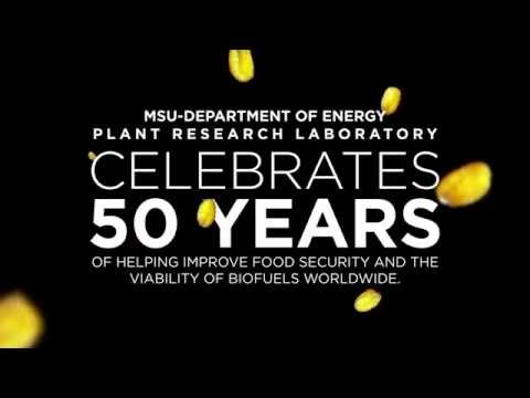 MSU Energy Plant Research Laboratory Celebrates 50 Years