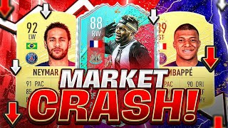 TOTS IN WL REWARDS?! NEW TOTW MARKET IMPACTS!! FIFA 20 Ultimate Team