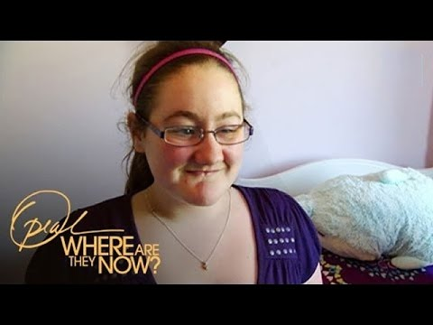 Update: The Little Girl Who Couldn't Feel Pain | Where Are They Now | Oprah Winfrey Network