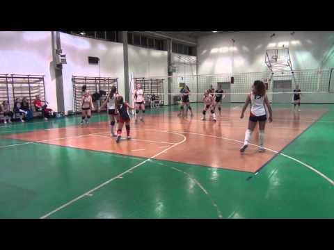 Preview video III Div. Femminile - 16a Giornata 17-03-2015 - Curno2010Volley VS C.P.27-FORMAGGI GERVASONI