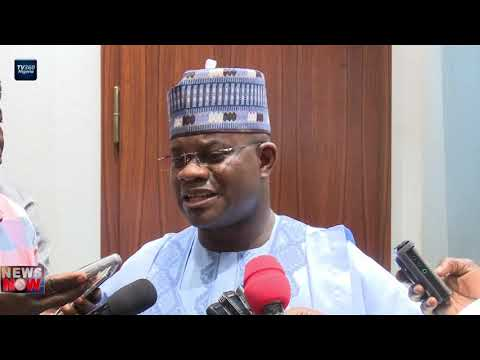 Kogi Governorship Race: Yahaya Bello confident of re-election