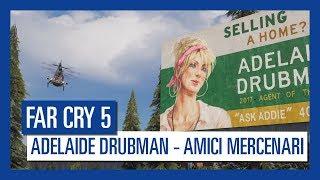 Amici Mercenari - Adelaide Drubman