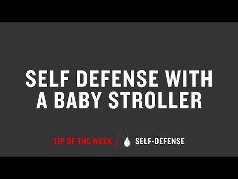 Self Defense With Baby Stroller