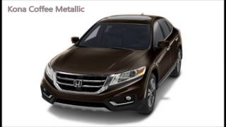 preview picture of video '2015 Honda Crosstour Colors - Hagerstown Honda'