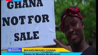 Afrika mashariki:Mafunzo ya Lugha za ugenini Afrika