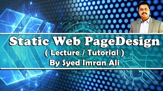 Microsoft Publisher Tutorial : Create simple Static Website by Syed Imran Ali (Urdu / Hindi)