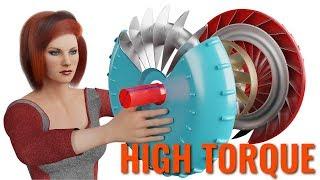 Torque Converter, How does it work ?