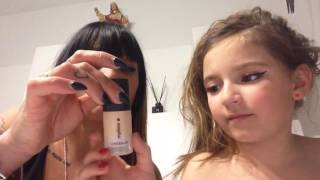 [TUTO MAQUILLAGE] MAKE UP CARNAVAL  MAMAN ME MAQUILLE